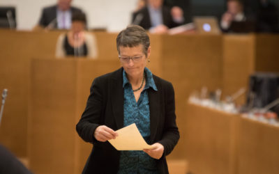 Hélène Ryckmans: un budget 2017 inquiétant