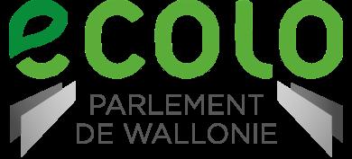 Ecolo au Parlement de Wallonie