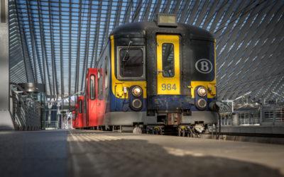 17eme action Saint-Valentrain : Renouer les liens entre la SNCB et les voyageurs