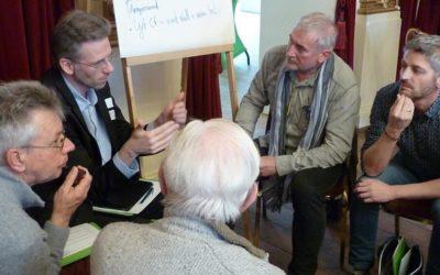 Ecolab Démocratie à Verviers – Stéphane Hazée présent pour débattre des propositions citoyennes pour renforcer la démocratie